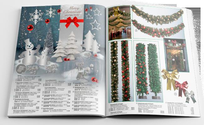 Catalogo escaparate de navidad