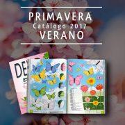 Catálogo decoración escaparates Primavera Verano