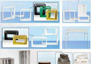 Muebles y elementos auxiliares