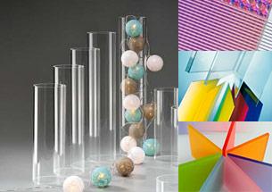 fabricación de productos en metacrilato, policarbonato y acrílico