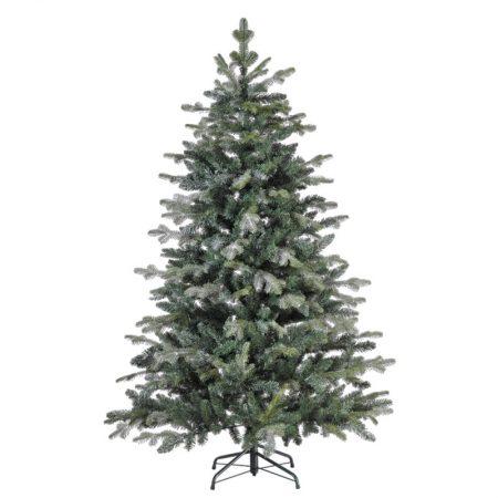 ÁRBOL DE NAVIDAD NEVADO 210 CM, decoración escaparates de navidad, consejos decoración de navidad, adornos árbol de navidad, ideas decorativas para tiendas en navidad.