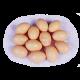 RÉPLICA HUEVOS MARRONES 12 PIEZAS 4,5x6,5cm, huevos de imitación, comida, ficticia de alimentos, fake food, alimentos de plástico, imitación de comida, imitación de alimentos, alimentos no perecederos