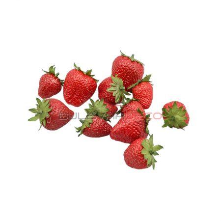 fresas, Replica de comida, ficticio de alimentos, fake food, alimentos de plástico