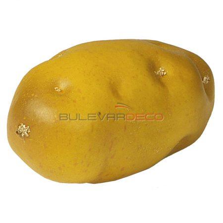 Patata, Replica de comida, ficticio de alimentos, fake food, alimentos de plástico