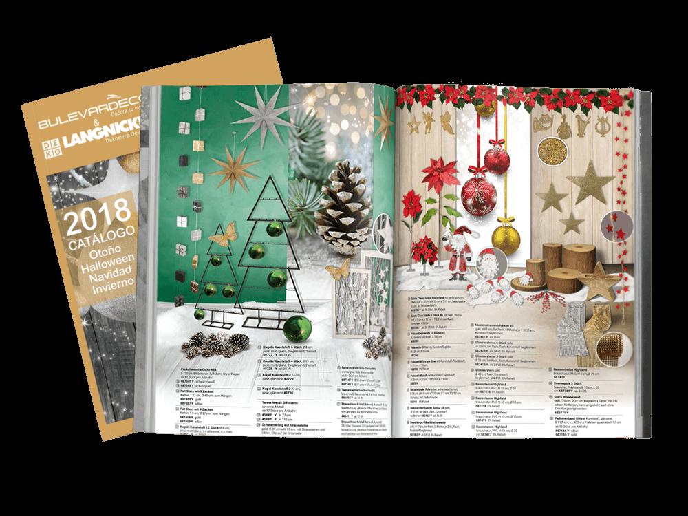 decoración_escaparates_Catalogo-Navidad-Otoño-invierno-2018, escaparates de navidad, decoración navideña, decoracion invernal, escaparates de invierno