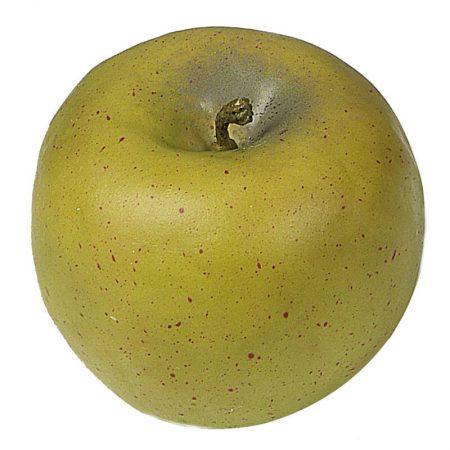 RÉPLICA MANZANA VERDE GOLDEN Ø 8CM, réplica de comida, alimentos ficticios, réplica de alimentos, imitación alimentos, fake food, comida de imitación, sampuru
